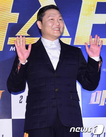 韓国歌手PSY(サイ)が来る5月にカムバックする。(提供:news1)