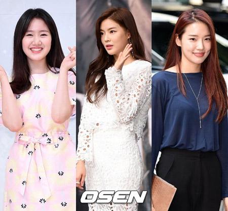 女優イ・ソンビン(23)、チン・ジヒ(18)、ユン・ソ(24)が所属するWELLMADEYEDANG側が彼女らの前所属事務所Imagine Asiaが提起した専属契約解約における訴訟に、不当だとする立場を示した。