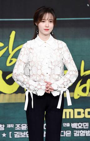 韓国女優ク・へソン(32)が入院中に寄付活動をおこなった。