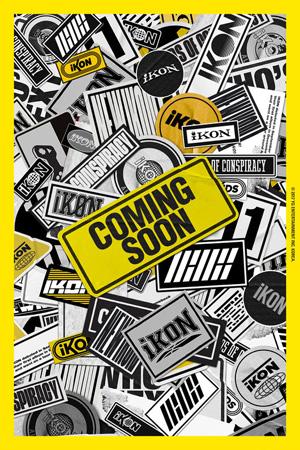韓国アイドルグループ「iKON」のカムバックを予告するポスターが公開された。(提供:OSEN)