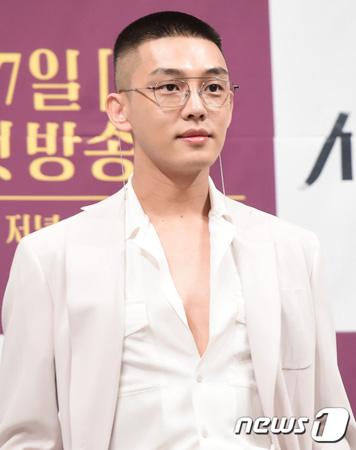 【公式】俳優ユ・アイン、また7級再検査判定…5月22日に身体検査(提供:news1)