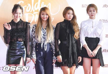韓国ガールズグループ「SISTAR」が、6月に「ブラックアイドピルスン」が手掛ける新曲を発表する。(提供:OSEN)