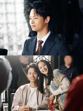 韓国ドラマ「完ぺきな妻」でブライアン役を熱演したボーイズグループ「VIXX」メンバーのエンが、放送終了の感想を伝えた。(提供:OSEN)