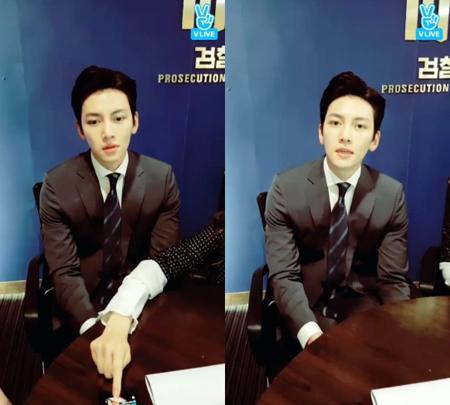 韓国で新たに始まるドラマ「怪しいパートナー」主演の俳優チ・チャンウク(29)が、露出シーンのスポイラーを公開した。(提供:OSEN)