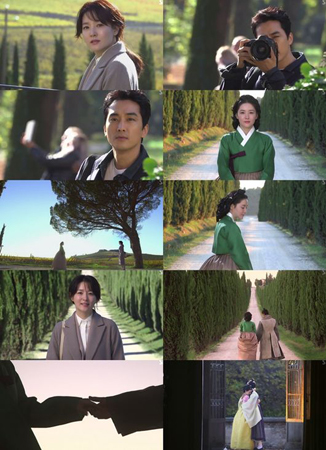 ドラマ「師任堂(サイムダン)、色の日記」より(提供:OSEN)