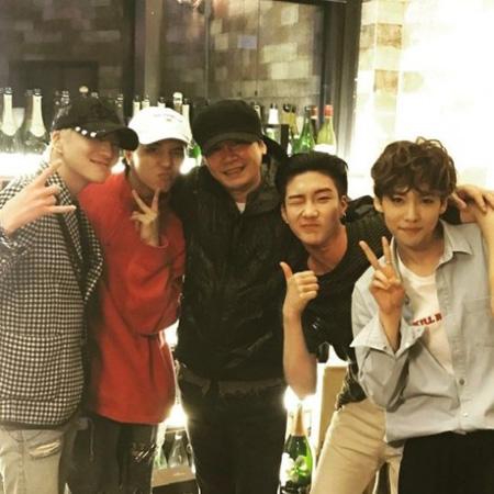 "YG代表、「WINNER」のチャート""逆走""に大喜び 「全てはファンに感謝」(提供:OSEN)"