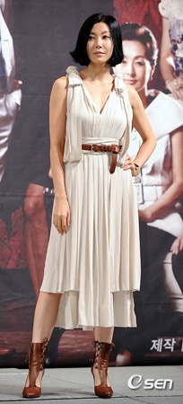 韓国女優ソン・ヒョナの夫が遺体で発見され衝撃を与えている。(提供:OSEN)