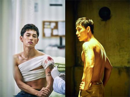 もう「俳優」と呼ばれても不思議ではないイム・シワン(28)が韓国映画「不汗党」(監督:ピョン・ソンヒョン)で男性美あふれる姿を披露した。(提供:OSEN)