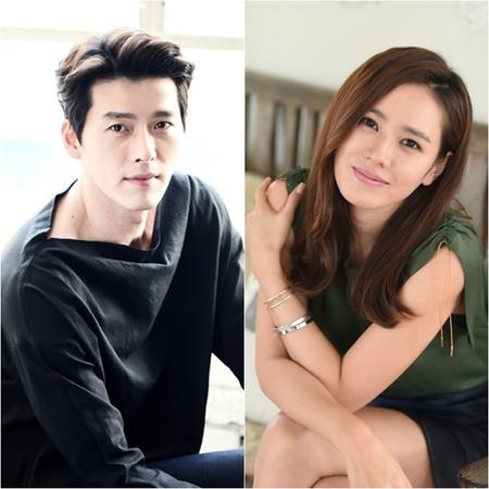 韓国俳優ヒョンビンと女優ソン・イェジンが映画「交渉」出演を協議中であることがわかった。(提供:news1)