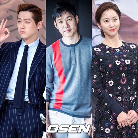韓国女優チョン・ウヒが、SBSの新ドラマ「操作」出演を断ったとされている中、俳優ナムグン・ミンとユ・ジュンサン、女優チョン・ヘビンは出演を確定した。(提供:OSEN)