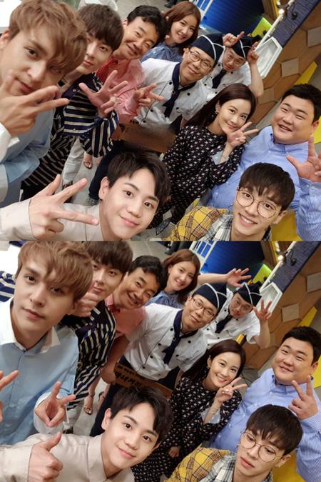 「Highlight」、SBS「ペク・ジョンウォンの三大天王」収録に参加=放送は来る26日(提供:news1)