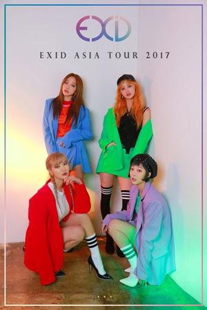 「EXID」、初のアジアツアー開催へ(提供:OSEN)