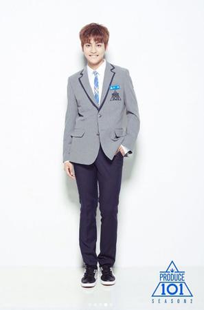 【公式】「プロデュース101」男性版出演のクォン・ヒョプ、アイドルはやらない…事務所側「意思を尊重・応援」(提供:OSEN)