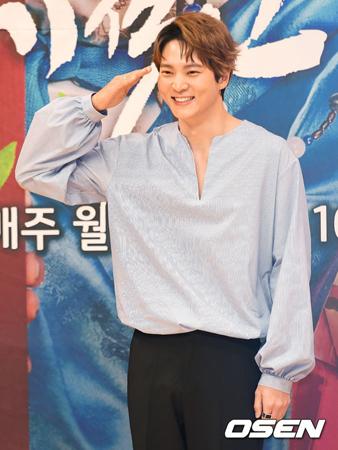 韓国俳優チュウォン(29)が入隊を控えた心境を明かした。