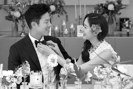 韓国ガールズグループ「Fin.K.L」出身の女優ソン・ユリ(36)が極秘結婚した。(提供:news1)