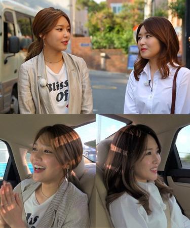 「少女時代」スヨン、実姉チェ・スジンとトーク番組初出演(提供:news1)