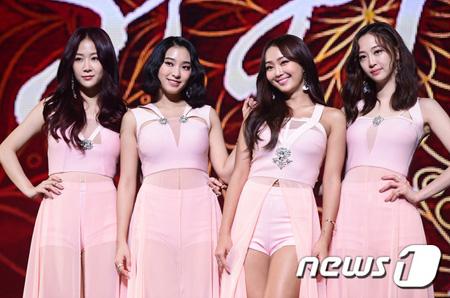 韓国ガールズグループ「SISTAR」が6月に所属事務所との専属契約が満了を迎える。