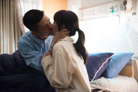 """俳優ユ・アイン-イム・スジョン、""""キスシーン""""スチル画像を公開(提供:news1)"""