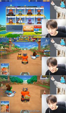 韓国ボーイズグループ「JYJ」メンバーのジェジュンが、ゲームの実力を自画自賛した。(提供:news1)
