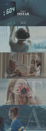 23日に解散を発表した韓国ガールズグループ「SISTAR」の所属事務所STARSHIPエンターテインメントが、スペシャルティーザー映像を公開した。(提供:OSEN)