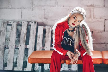 韓国ガールズグループ「少女時代」ヒョヨン(27)がデジタルシングル「Wannabe」で2度目のソロ活動に乗り出す。(提供:news1)