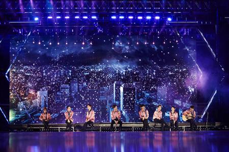 "「EXO」、""現世代""アイドルとして初の蚕室コンサートを開催&夏のカムバックを予定(提供:OSEN)"