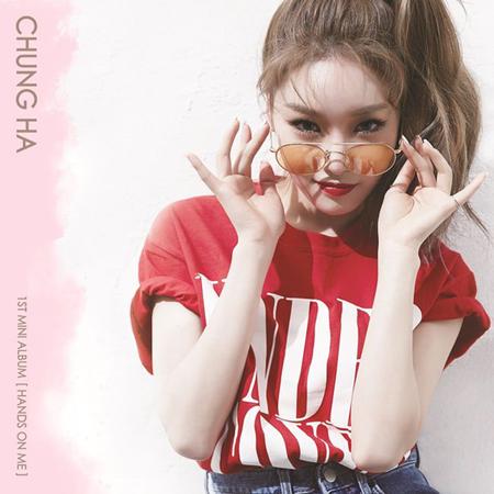 韓国のプロジェクト・ガールズグループ「I.O.I」出身チョンハ(21)が初のティザー画像を公開した。(提供:OSEN)