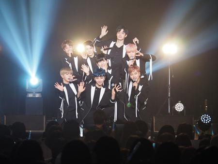 「少年24」の派生ユニット「UNIT BLACK」、日本単独イベント「Steal Your Heart」開催! (C)CJ E&M CORPORATION, all rights reserved
