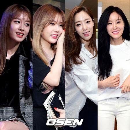 「T-ARA」の所属事務所MBKエンターテインメントの関係者は29日、「4人組T-ARAが6月15日に新曲音源を発表し、翌日『エムカウントダウン』を皮切りに音楽番組のカムバックステージを展開する」と伝えた。