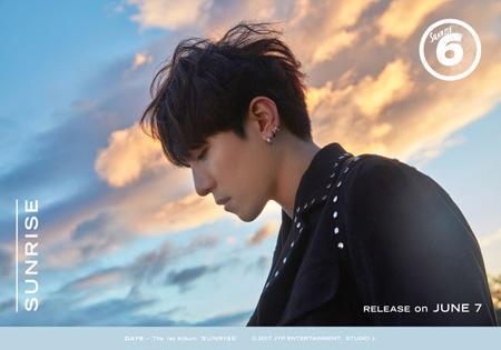 「DAY6」、来月7日に1stアルバム「SUNRISE」を発表へ(提供:OSEN)