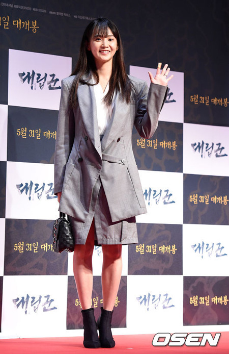 女優ユン・スンア、パン・ウンジン監督の新作「メソッド」に出演を検討中