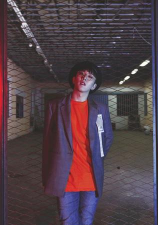 韓国アイドルグループ「Block B」のメインボーカル、テイル(26)が来月、ソロアルバムを発売する。(提供:OSEN)