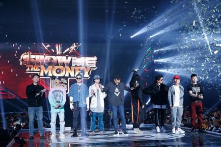 「SHOW ME THE MONEY 6」、6月5日にプロデューサー特別公演(提供:OSEN)