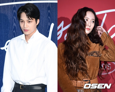 韓国アイドルグループ「EXO」KAI(カイ、23)と「f(x)」クリスタル(22)が交際1年2か月で破局し、これを認めた。