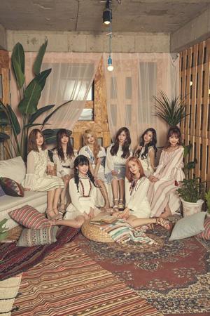 韓国ガールズグループ「LOVELYZ」が2度目の単独コンサートを韓国で開催する。(提供:OSEN)