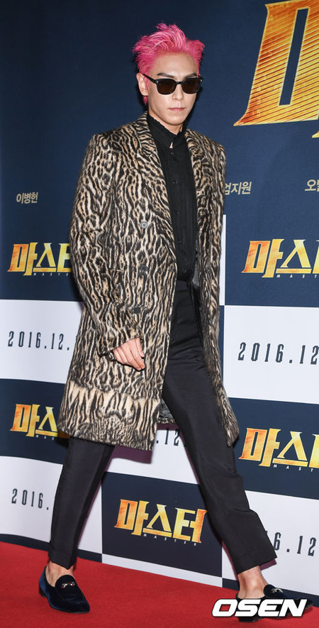 """""""大麻容疑""""T.O.P(BIGBANG)、現在の心境など明かす計画は無し=韓国メディア報道(提供:OSEN)"""