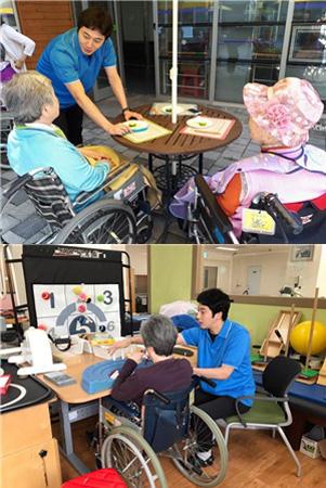 服務中の俳優チョン・イル、自身が勤務するセンターに2000万ウォン寄付(提供:OSEN)