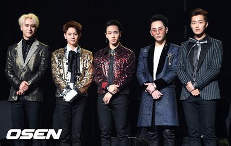 韓国ボーイズグループ「Highlight」が、グループ名を変更して改めてデビューしてから3日で100日を迎えた。(提供:OSEN)