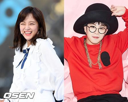 韓国アイドルグループ「gugudan」のメンバー、キム・セジョン(20)が「Block B」テイル(26)のソロアルバムにフィーチャリングで参加した。