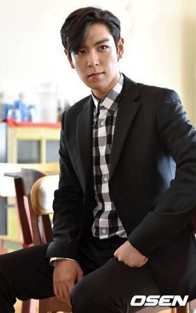 韓国ボーイズグループ「BIGBANG」メンバーのT.O.P(29、本名:チェ・スンヒョン)が、危篤状態だと伝えられた。(提供:OSEN)