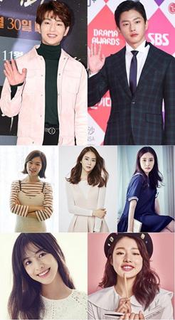 「青春時代2」女優5人衆Xオンユ(SHINee)&キム・ミンソク出演確定…本日台本読み(提供:OSEN)