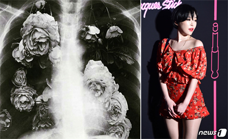 韓国ガールズグループ「Brown Eyed Girls」ガイン(29)が9日、自身のInstagramの掲示物をすべて削除し、写真1枚を新たに掲載した。