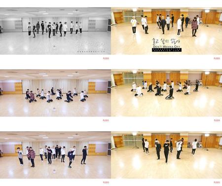 「SEVENTEEN」、新曲MV1千万ビュー=2パターンの振付け動画を公開(提供:OSEN)