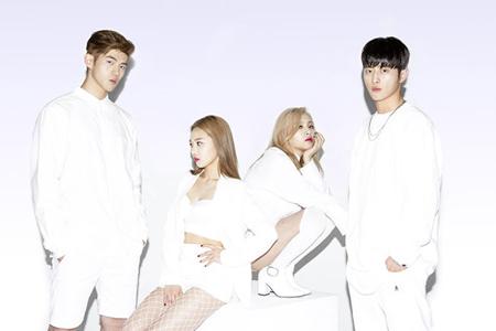 韓国男女混成グループ「K.A.R.D」が、日本最大のロックフェス「SUMMER SONIC 2017」に出演が決まり、正式デビューを控えた新人であるにも関わらず、異例ともいえる「K.A.R.D」の爆発的人気を立証した。(提供:OSEN