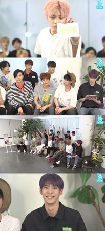 韓国ボーイズグループ「NCT」が、公式ファンクラブ名を発表した。(提供:OSEN)