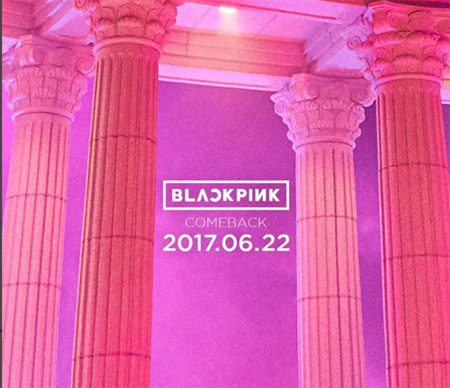 「BLACKPINK」、22日にカムバック確定! カムバックティザー写真公開(提供:OSEN)
