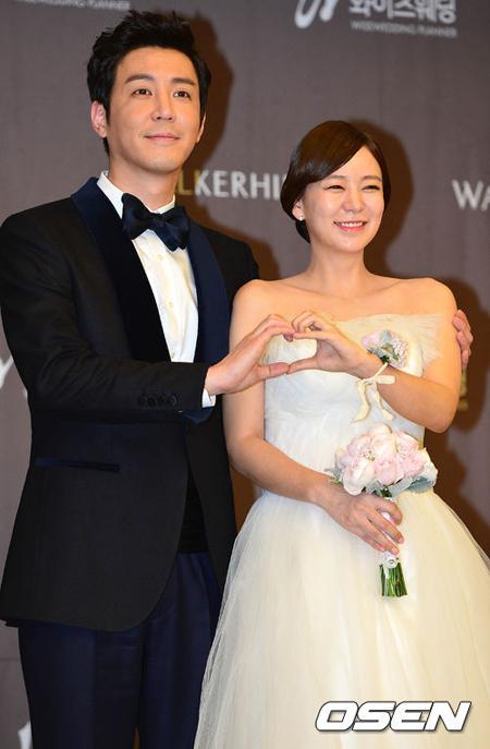 チェ・ウォンヨン&シム・イヨン夫妻に第2子となる女の子誕生