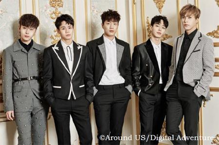本日16日、韓国人気アイドルグループ「Highlight」の日本公式ファンクラブ「Highlight JAPAN OFFICIAL FANCLUB」がオープンした。(オフィシャル)
