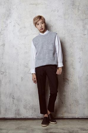 """韓国Mnetの国民的ボーイズグループ育成番組「プロデュース101 シーズン2」で""""ドンミョン体操""""で広く愛された練習生ソン・ドンミョンが、デビューすることになった。(提供:news1)"""
