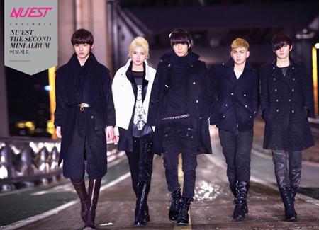 韓国Mnetの国民的ボーイズグループ育成番組「プロデュース101 シーズン2」に練習生として出演したボーイズグループ「NU'EST」に熱い関心が注がれている。(提供:OSEN)